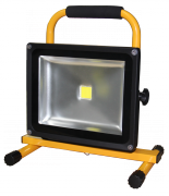 20 Watt Re-chargeable LED Floodlight - RGB with Remote
