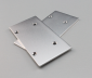 Commercial Wall Mount Up/Down LED Aluminium Extrusion - ALP049